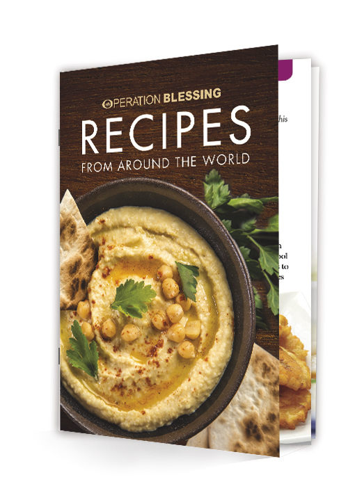 Cookbook-Operation Blessing