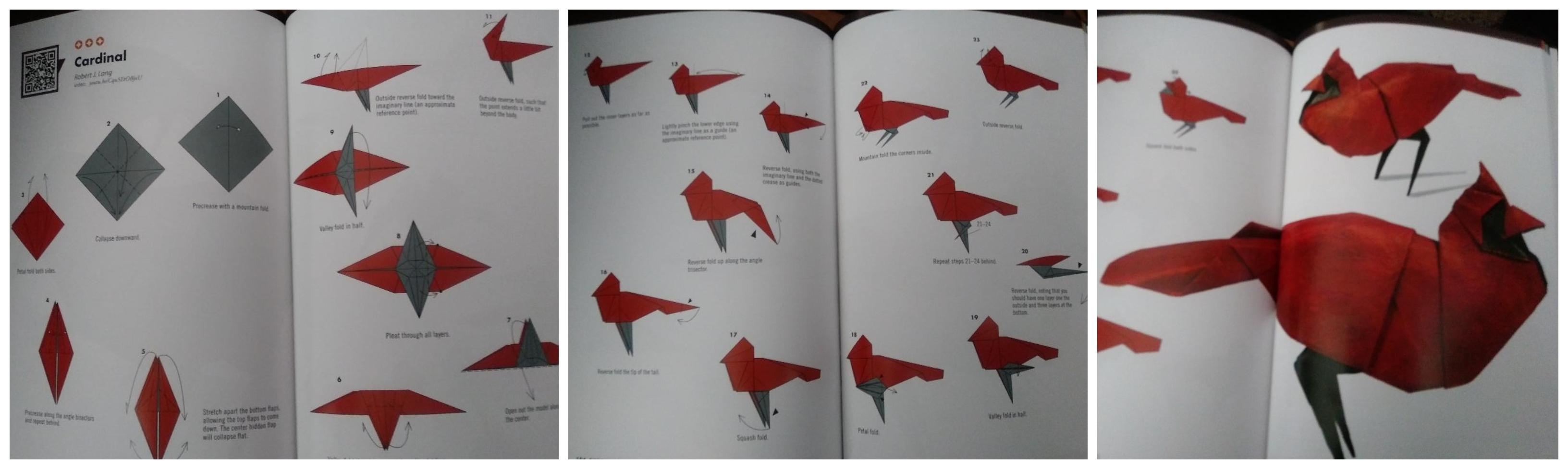 Extraordinary Origami Jeremy Shafer Diagrams