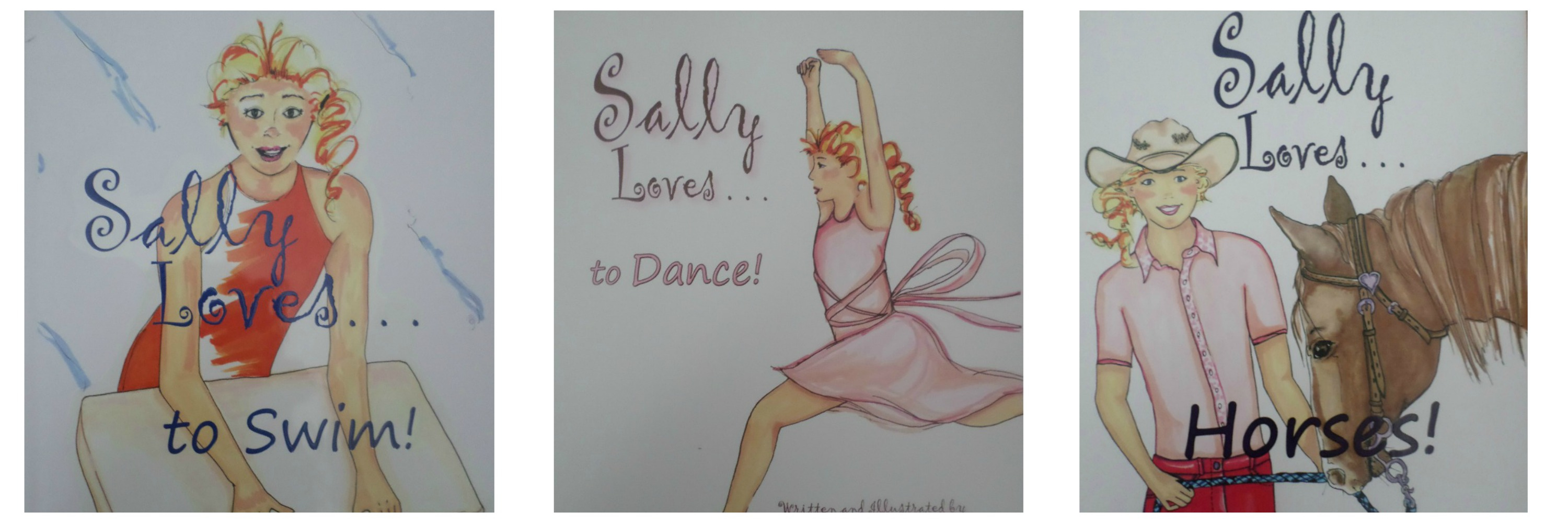 Sally Loves...