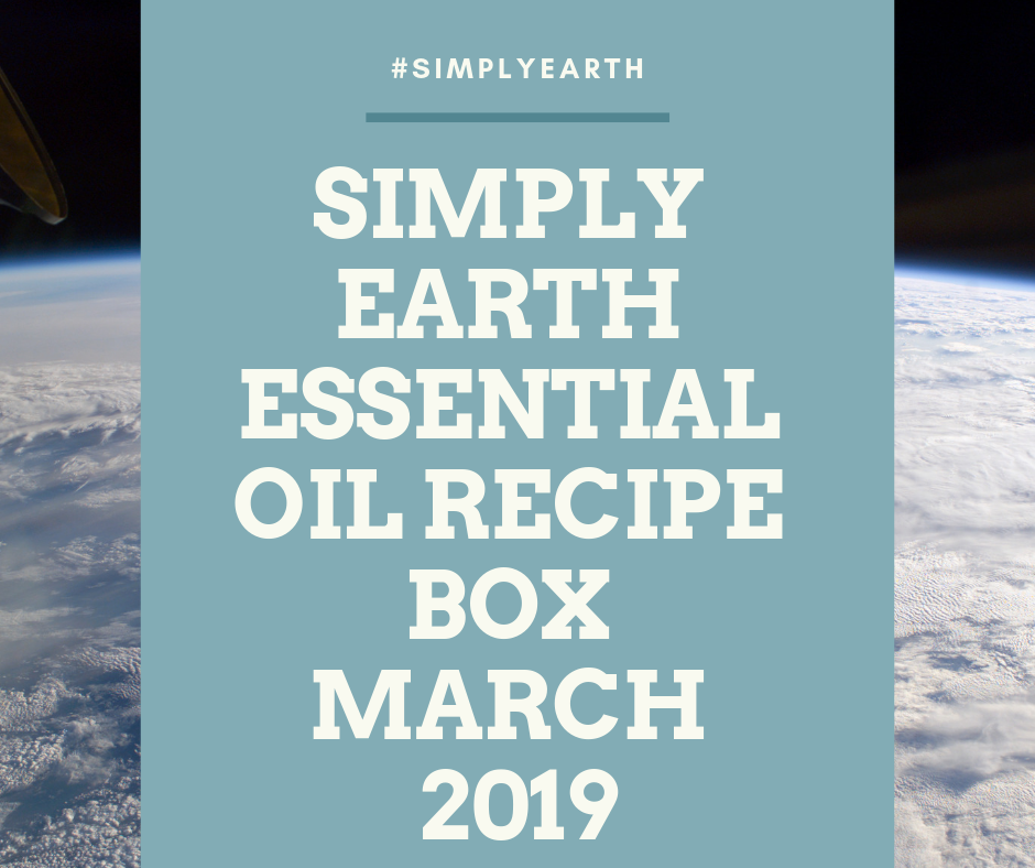 Simply Earth Essential Oil Box