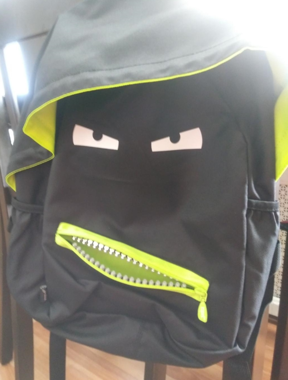 Zip-it Grillz Backpack